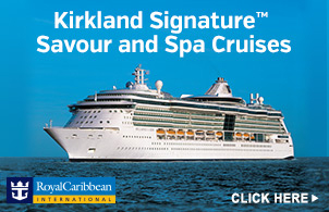 Costco Travel Kirkland Signature™ Savour and Spa Cruises