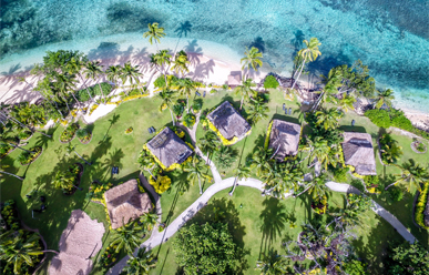 Qamea Resort and Spa image