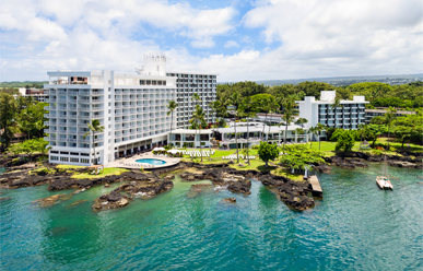 Grand Naniloa Resort, a Doubletree by Hilton image